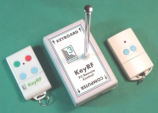 KeyAT Receiver with Transmitters